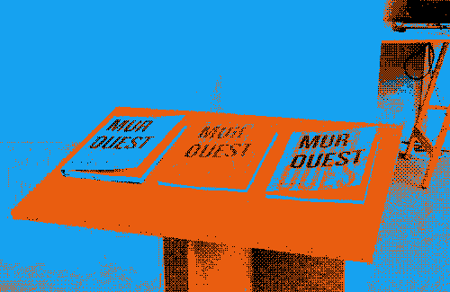 dither of mur ouest
